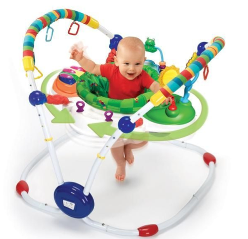 Baby Einstein Jumper Recalled Was Your Child Hurt